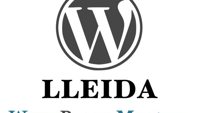 wordpress lleida
