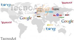 buscadores web en el mundo
