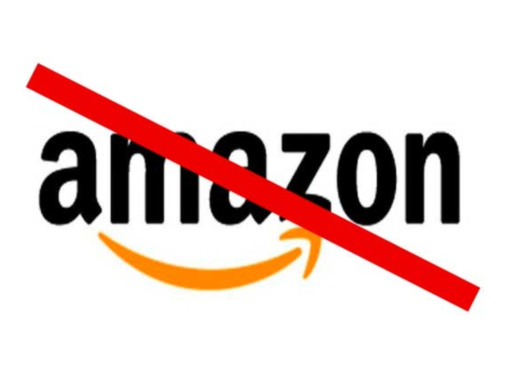 Amazon si, pero no para todo