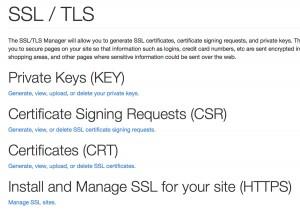 instalar ssl panel