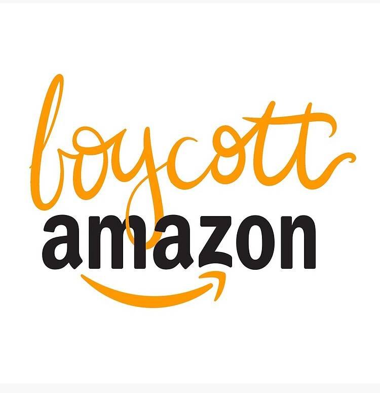 boycot amazon